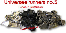 Universeelrunners no.5 (Staffelkorting)