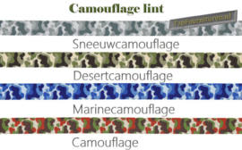 Camouflage lint