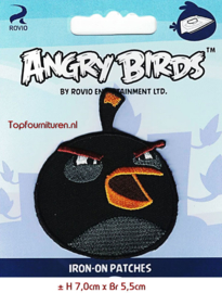 ANGRY BIRD (Black bird)