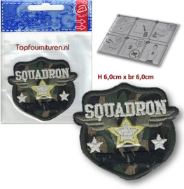 Squadron applicatie