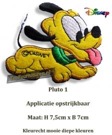Spelende Pluto