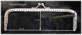 Tassenbeugel/frame recht 13cm