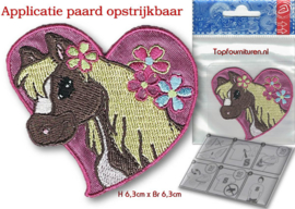 Applicatie paard