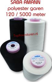 SABA 120 polyestergaren cone