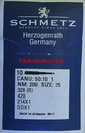 Schmetz Canunaalden Size 200