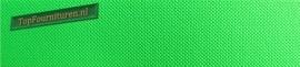 Reflecterend elastiek 2,5cm groen