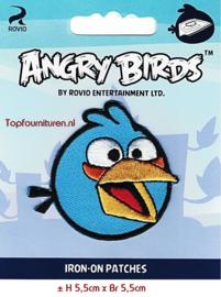 ANGRY BIRD (Blue bird)