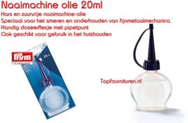 Naaimachine olie 20ml (611998)