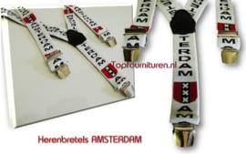 Heren bretels AMSTERDAM
