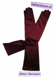 Handschoen Bordeaux