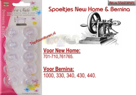 Spoeltjes New Home & Bernina