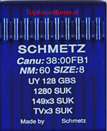 CANU NM:60 Size: 8 UY 128 GBS 1280 SUK 149x3 SUK TVx3 SUK