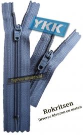 YKK broek , pantalon & rok rits 12 t/m 20cm