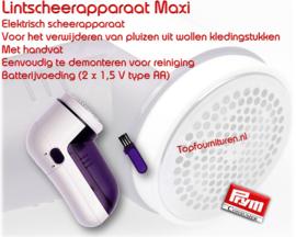 Pluisjesscheerapparaat  PRYM 611724 (LL)