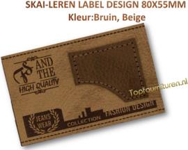 Skai-Leren label (63974-01/03)