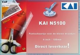 KAI N5100 puntschaartje voor de kleine draadjes 10cm