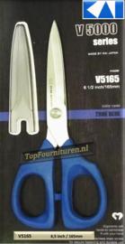 KAI Coupeuse schaar V5165 incl. beschermhoes