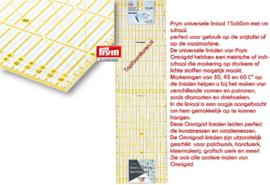 Omnigrid Prym 611308 15x60cm