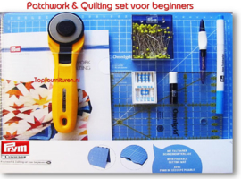 Patchwork & Quiling set