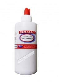 Collall textiellijm 250 ml (grootverbruik)