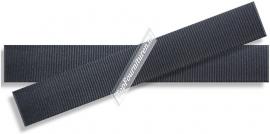 Stootband voor pantalons 16mm grijs, wit, bruin & zwart