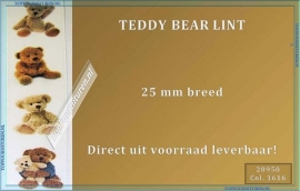 Teddy Bear lint