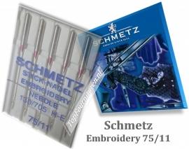 Embroidery Borduurnaalden 130/705H-E 75/11 (SCH06)
