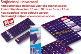Strijklinialen, universeel Prym 611937