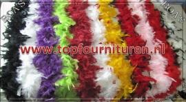 Diverse kleuren Boa`s mooie kwaliteit!