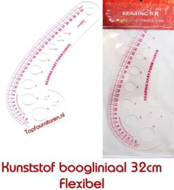 Boogliniaal 32cm flexibel