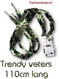 Camouflage veters Desert 110cm