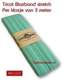 Tricot Biaisband Jersey mint