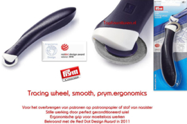 Innovation glad Radeermesje  Prym 610941 (O)