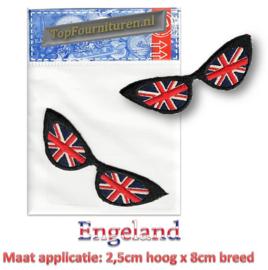 Applicatie Engeland (bril)