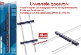 Universele Guimpe-naald of gaasvork