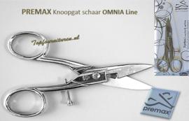 Knoopgatschaar 12.5cm Premax