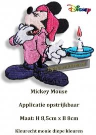 Mickey in pyjama