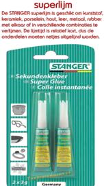 Superlijm Stanger