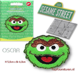 Applicatie Oscar van Sesamstraat