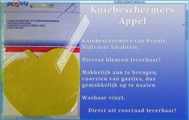 Kniebeschermers Appel diverse kleuren