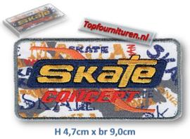 Applicatie Skate opstrijkbaar