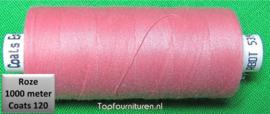 Roze naaimachinegaren 1000 meter