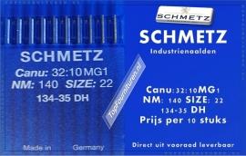 Schmetz Canunaalden Size 140