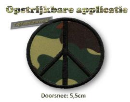 Peace applicatie opstrijkbaar
