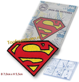 Superman applicatie