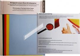 Knippatronen Doordrukpapier