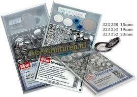 Multipac stofknopen Prym 323250 / 51 / 52