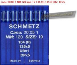Schmetz Canunaalden Size 120