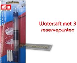 Waterstift met 3 reservepunten