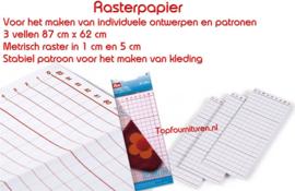 Rasterpapier van PRYM 611280